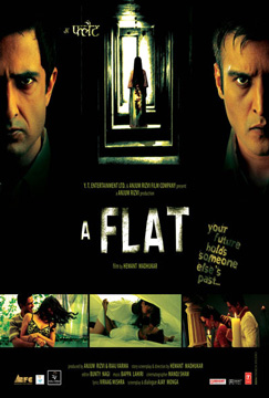 A Flat poster