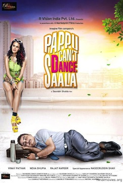 Pappu Can't Dance Saala poster